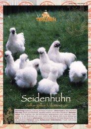 Seidenhuhn - Tierparkfreunde Hellabrunn eV
