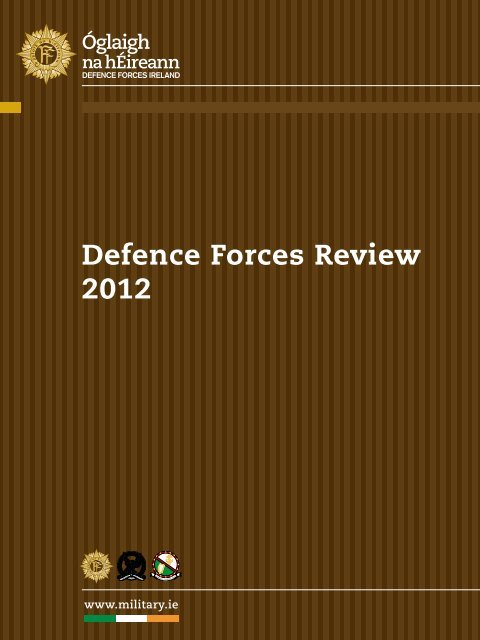 Defence Forces Review 2012