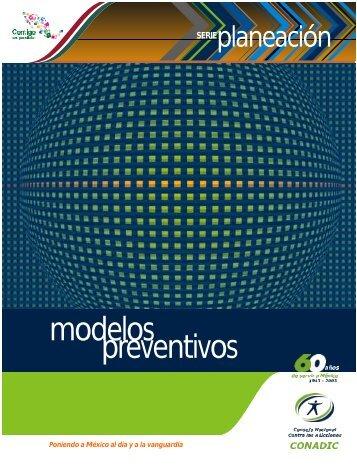 Modelos Preventivos - Unidad de Encuestas y Análisis de Datos