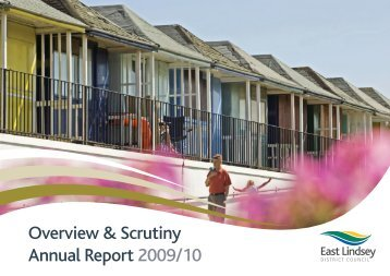 Overview & Scrutiny Annual Report 2009/10 - Centre for Public ...