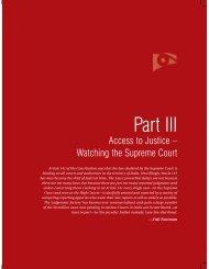 Part III - Social Watch