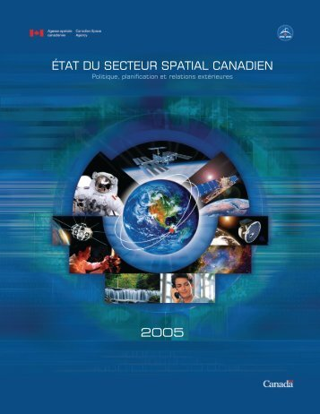 2005 - Agence spatiale canadienne