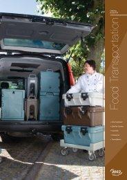 Food Transportation - Catering Equipment