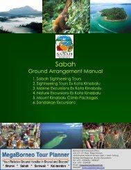 Sabah Ground Arrangement Manual - Megaborneo