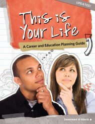 This is Your Life - Enterprise and Advanced Education - Government ...