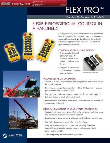 CAN BUS Receiver FLex Pro Nema 4 - GSNA.com