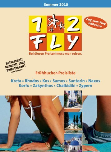 12FLY - Preisteil - Sommer 2010