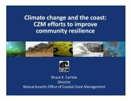 Climate change and the coast