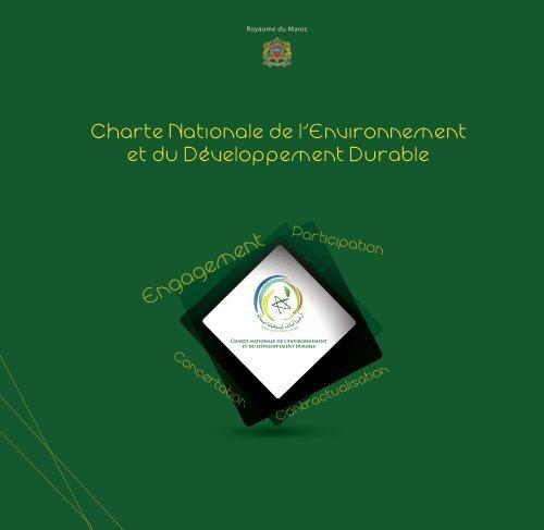 Charte rationale de l'EnuroNnemeNt et du DdQeloppement Durable