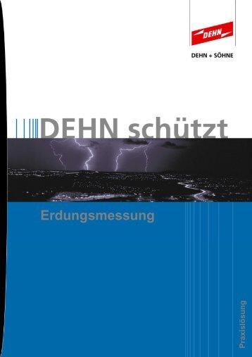 Erdungsmessung - Dehn + Söhne Blitzschutzsysteme