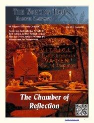 May 2012 - Hawthorne-Fortitude Masonic Lodge No. 200