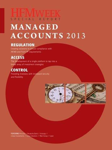 MANAGED ACCOUNTS 2013 - HFMWeek