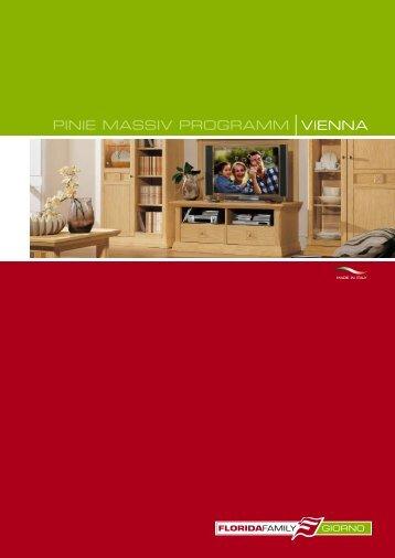 VIENNA PINIE MASSIV PROGRAMM