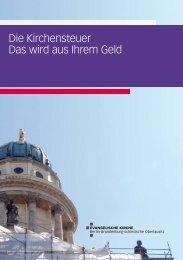 Die Kirchensteuer - Evangelische Kirche Berlin-Brandenburg ...