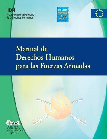 Versión completa del manual - IIDH