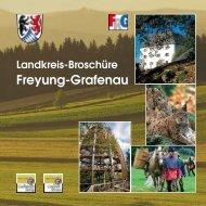 Landkreisbroschüre - Landkreis Freyung-Grafenau