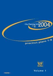 Precinct Plans 1-8.indd - City of Perth
