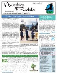 Ciudad de Watsonville, California - City of Watsonville