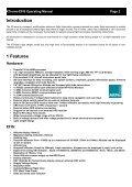 XTreme EFIS - STRATOMASTER Instrumentation MGL Avionics - Page 2