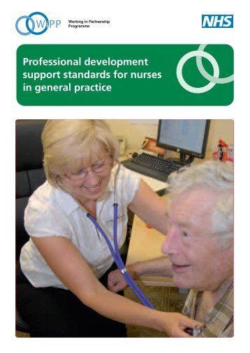 Professional development support standards for nurses in general ...