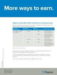 More ways to earn. - Regence BlueShield