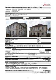 521329-posudek, 125 ex 884-09.pdf - Exekutorský úřad Český ...