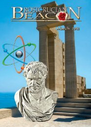 Rosicrucian Beacon Magazine - 2012-03 - AMORC
