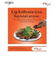 komagene franchıse broşürü pdf - Franchise & More
