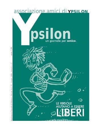 ypsilon (giugno 2006) - Basilicatanet.it
