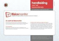 handleiding - Risico-monitor.nl