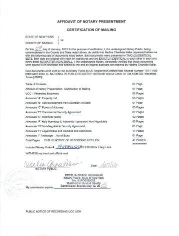 AFFIDAVIT OF CERTIFICATION BY SMALL LOCAL ... - WMATA.com