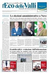 (2011), numero 4 - L'Eco delle Valli