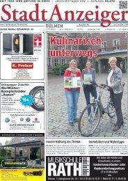 Stadt Anzeiger Dülmen kw44