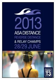 Download Poster - Auckland Swimming