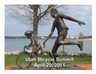 utah bike summit andy.pdf - Bike Utah