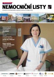 Nemocniční listy - duben 2012 - Středočeský kraj