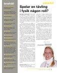 Fysikaktuellt - Svenska Fysikersamfundet - Page 3