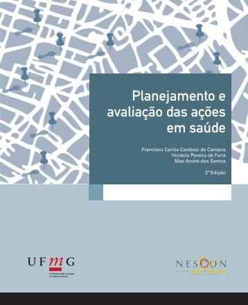 Planejamento e avalição.indd - Nescon - Universidade Federal de ...
