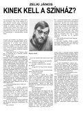 peter von becker - Színház.net - Page 3