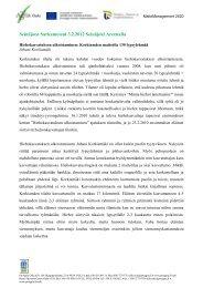 Kasvattajan ja kasvatuttajan näkökulma - ProAgria Oulu