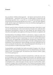 Vorwort - Jan Sramek Verlag