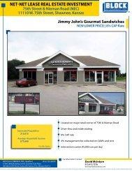 11110 W. 75th Street Jimmy Johns.pdf - Block and Company