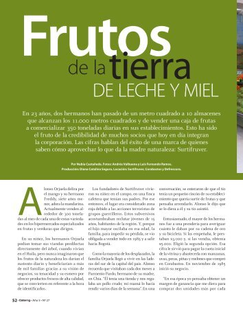 Frutos - Catering.com.co