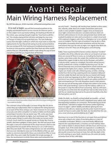 Studebaker Maintenance Parts Cross Reference - Studebaker-info.org on