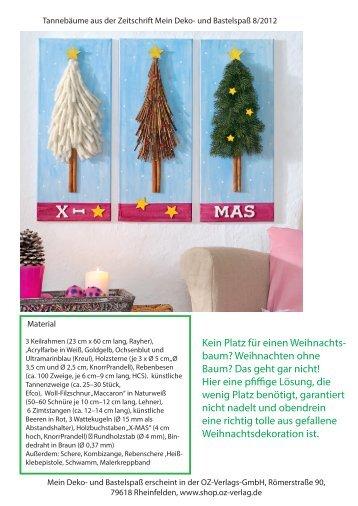 Zimtstange magazine for Zeitschrift deko