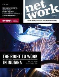 Spring 2011 - IU School of Social Work - Indiana University