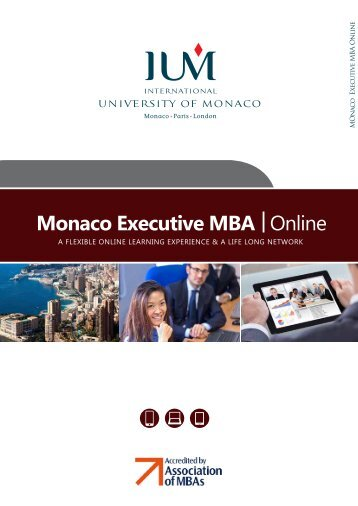 Executive MBA - IUM