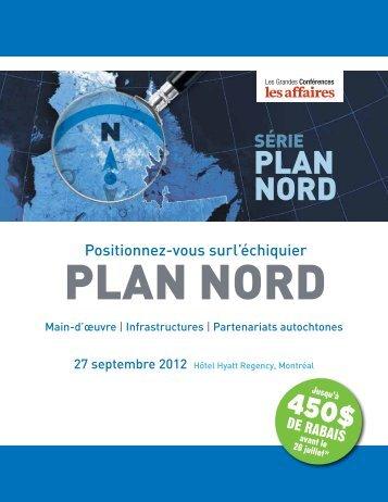 PLAN NORD - LesAffaires.com