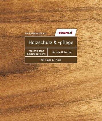 Holzschutz & -pflege