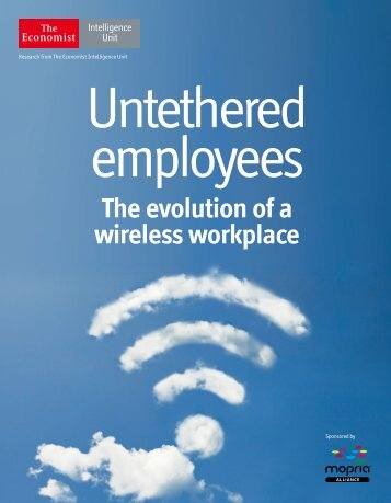 Untethered employees July 2014